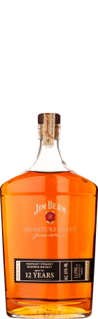Jim Beam Signature Craft 12 years 1ltr
