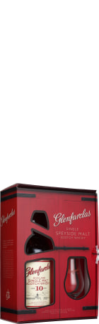 Glenfarclas 10 years Single Malt Giftset 70cl