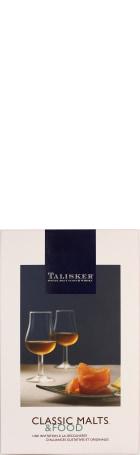 Talisker Port Ruighe Giftset 70cl