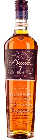 Banks 7 Golden Age Rum  Blend 70cl
