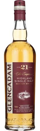 Glencadam 21 years Single Malt 70cl