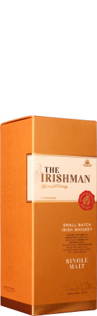 The Irishman Single Malt 70cl