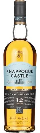 Knappogue Castle 12 years Bourbon Cask 70cl