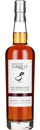 Chateau du Tariquet Armagnac 8 years Folle Blanche 70cl