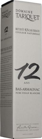 Chateau du Tariquet Armagnac 12 years Folle Blanche 70cl