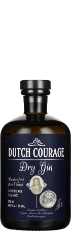 Dutch Courage Dry Gin 70cl