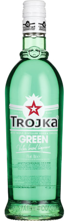 Trojka Vodka Green 70cl
