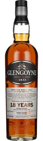 Glengoyne 18 years Single Malt 70cl