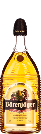 Barenjager Honey Liqueur 70cl