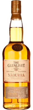 The Glenlivet Nadurra Triumph 1991 B#0310B 70cl