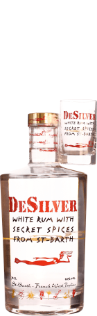 De Silver Rum 70cl