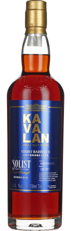 Kavalan Solist Vinho Barrique Single cask Strength 70cl