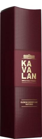 Kavalan Sherry Oak 70cl