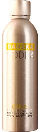 Danzka Citrus Vodka 1ltr