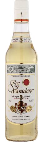 Varadero 3anos rum 70cl