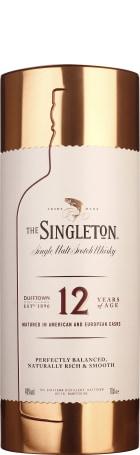 Singleton of Dufftown 12 years Gifttin 70cl