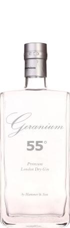 Geranium Overproof Gin 70cl