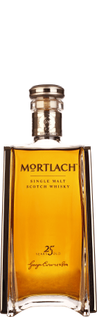 Mortlach 25 years Single Malt 50cl