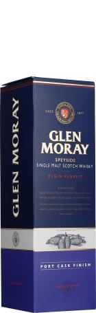 Glen Moray Port Cask Finish Elgin Classic 70cl