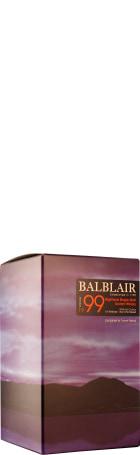 Balblair Vintage 1999 1st Release Single Malt 1ltr