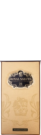 Chivas Regal 21 years Green Royal Salute 70cl