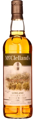 McClelland's Lowland Single Malt 70cl