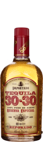 30-30 Reposado Tequila 70cl