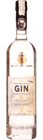 The Secret Treasures Gin Old Tom Style 70cl