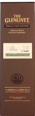 The Glenlivet Bochel 11 years Single Cask Edition 70cl