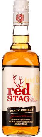 Jim Beam Red Stag in Ice Jacket 70cl