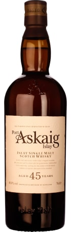 Port Askaig 45 years Single Malt 70cl