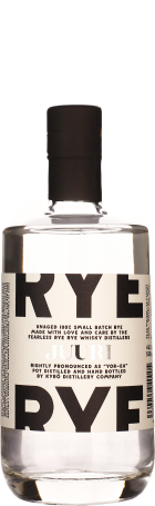Juuri Rye Whisky 50cl