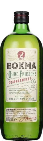 Bokma Oude Friesche Jenever rond 1ltr