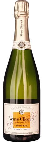 Veuve Clicquot Demi-Sec 75cl
