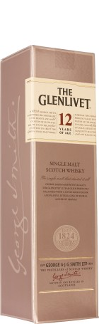 The Glenlivet 12 years Single Malt 1ltr