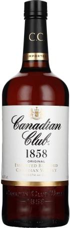 Canadian Club 1ltr