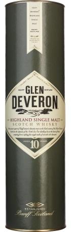 Glen Deveron 10 years Single Malt 70cl