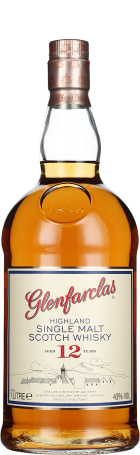 Glenfarclas 12 years Single Malt 1ltr
