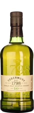 Tobermory 10 years Single Malt 70cl