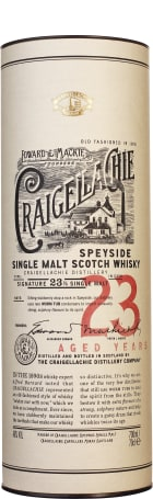 Craigellachie 23 years Single Malt 70cl
