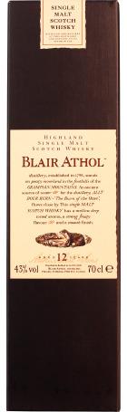 Blair Athol 12 years 70cl