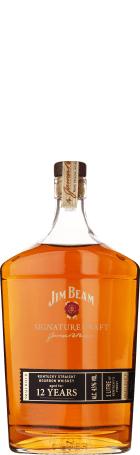 Jim Beam Signature Craft 12 years 1ltr