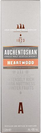 Auchentoshan Heartwood 1ltr