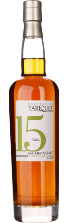 Chateau du Tariquet Armagnac 15 years Folle Blanche 70cl
