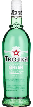 Trojka Vodka Green 70cl