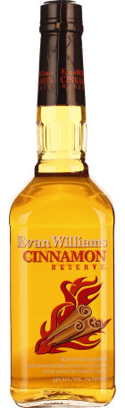 Evan Williams Cinnamon 70cl