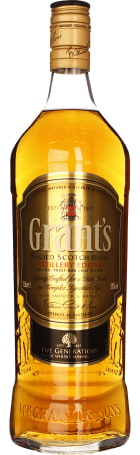 Grant's Distillery Edition - 100% Proof Strength 1ltr