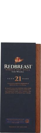 Redbreast 21 years Pot Still 70cl
