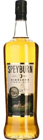 Speyburn 10 years Single Malt 1ltr