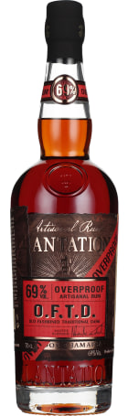 Plantation Original Dark Overproof 70cl